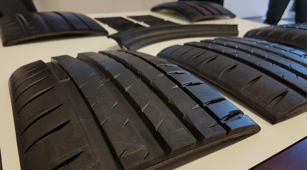 Michelin-Reifentest