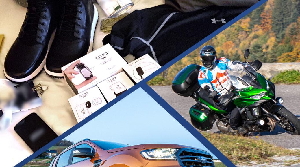 Folge 14: Korruption im Motorjournalismus, Ford Ranger Wildtrak, Kawasaki Versys 1000 SE