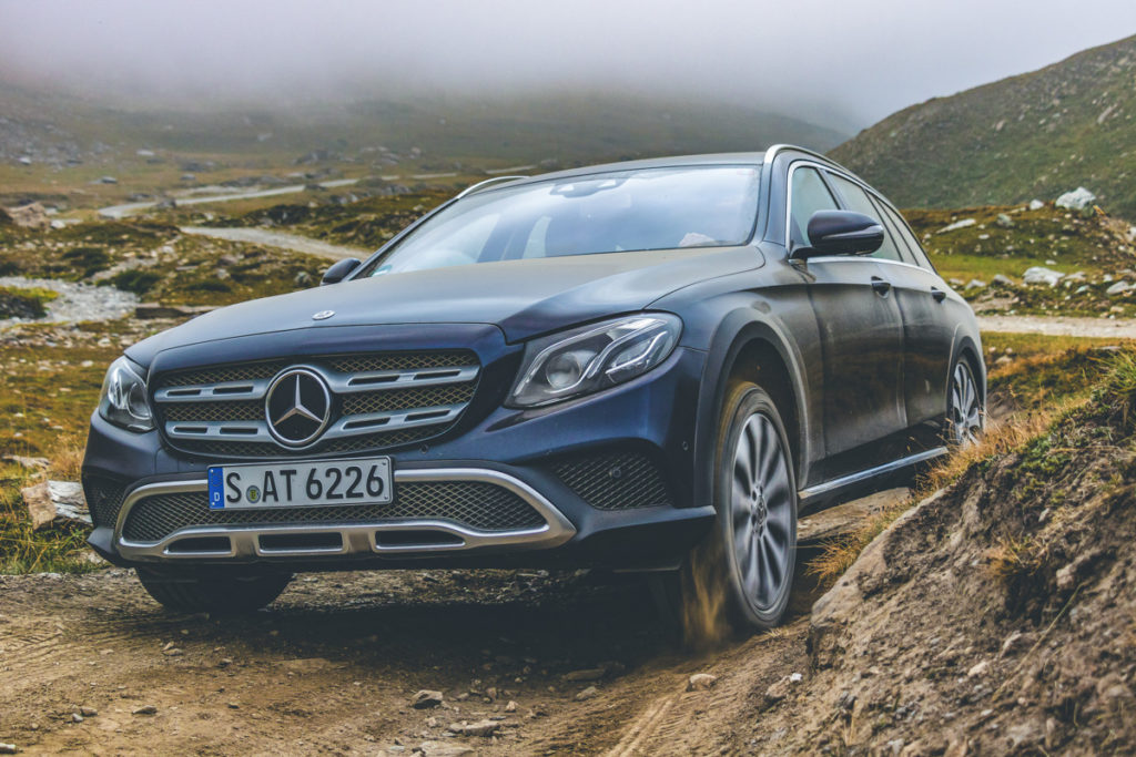 Försterkombi 3: Mercedes-Benz E220d All Terrain