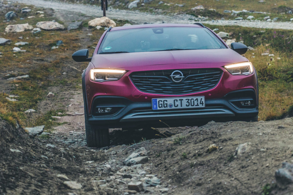 Der Försterkombi mit dem besten Allrad: Opel Insignia Country Tourer.